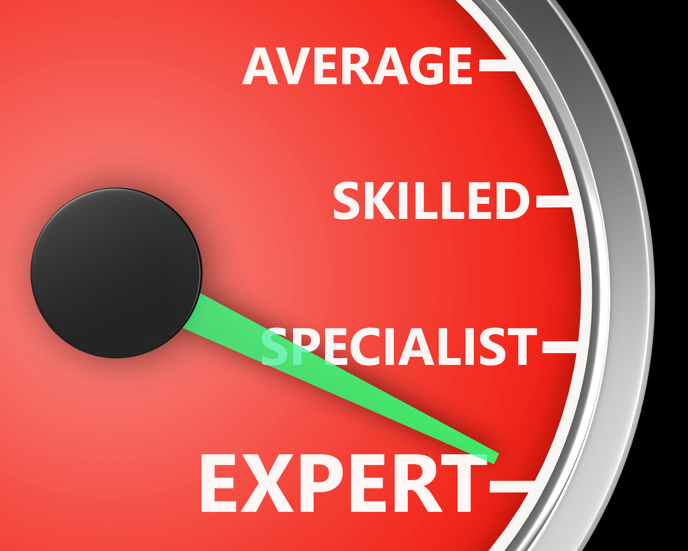 Expert speaking skills